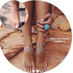 Boho Style Anklet